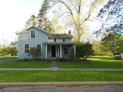 Monroe County Single Family Home A-Active: 33 Mill Street