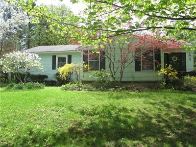 Monroe County Single Family Home A-Active: 5939 Brockport Spencerport Road