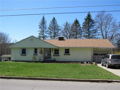 Jamestown NY Single Family Home A-Active: $83,490