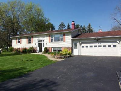 Single Family Home Sold: 10560 Bethany Center Road