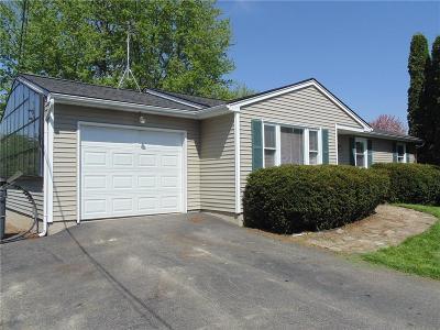 Farmington Single Family Home A-Active: 1168 Hook Road