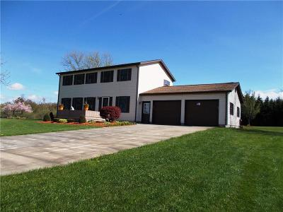 Chautauqua County Single Family Home A-Active: 8550 Hahn Road