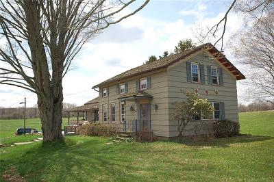 Chautauqua County Single Family Home A-Active: 2057 Riverside Road