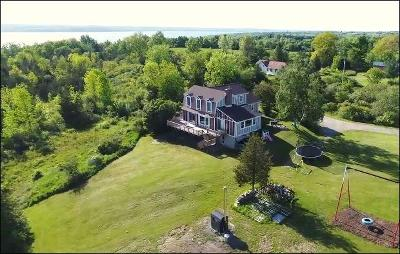 Ledyard Single Family Home A-Active: 1547 State Route 90 North