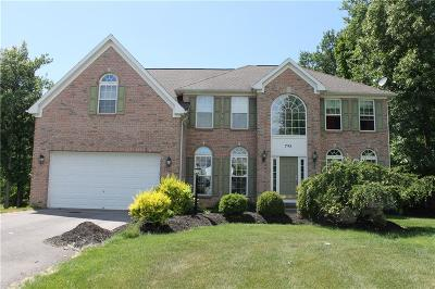 Monroe County Single Family Home A-Active: 795 Wood Meadow Way