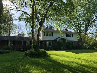 Monroe County Single Family Home A-Active: 445 Baker Road