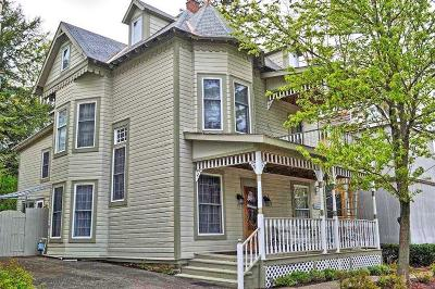 Chautauqua Institution Single Family Home A-Active: 4 Simpson Avenue