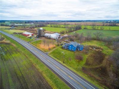 Ontario County Single Family Home A-Active: 5409 State Route 96