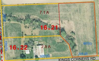 Residential Lots & Land A-Active: 00 Kings Corners Road