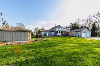 Williamson Single Family Home A-Active: 4411 Lake Road