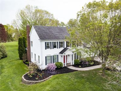 Pittsford NY Single Family Home A-Active: $374,000