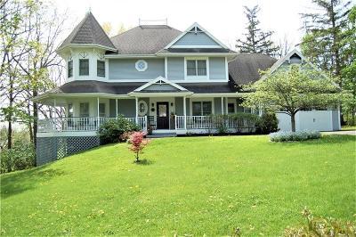 Canandaigua-City Single Family Home A-Active: 219 Bristol Street