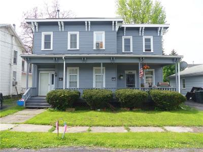 Waterloo NY Multi Family 2-4 A-Active: $99,900