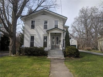 Albion Single Family Home A-Active: 327 West State Street