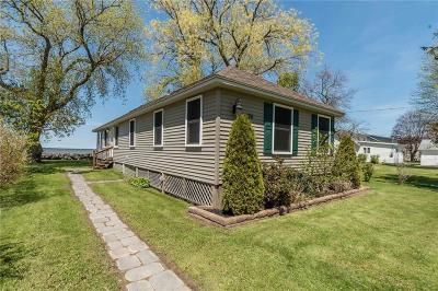 Hamlin NY Single Family Home A-Active: $199,900