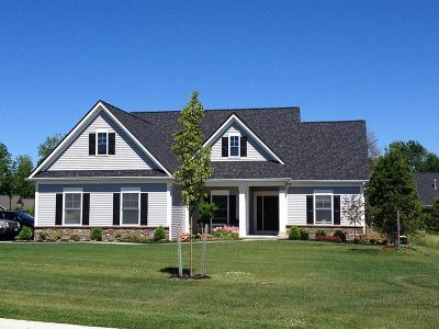 Livingston County Single Family Home A-Active: Lot 24 Steeplechase