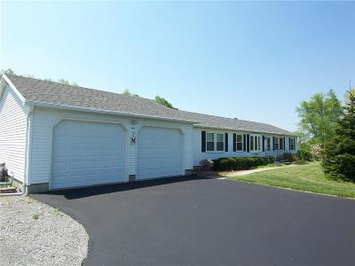 Single Family Home A-Active: 4960 Batavia Elba Townline Road