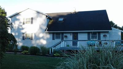 Niles Single Family Home A-Active: 3697 Old Salt Road Road