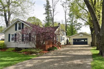 Single Family Home Sold: 7619 Bliss Road