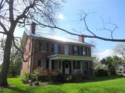 East Bloomfield NY Single Family Home A-Active: $274,900