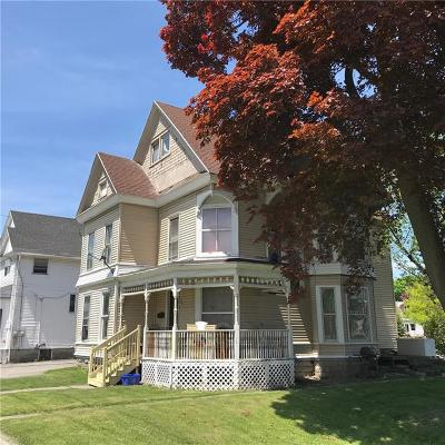 Batavia-City NY Single Family Home A-Active: $69,900