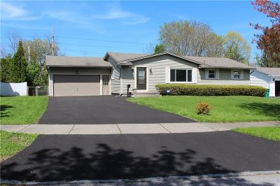 Irondequoit Single Family Home A-Active: 207 Timrod Drive