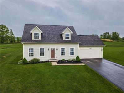 Single Family Home A-Active: 6162 Holly Creek Drive