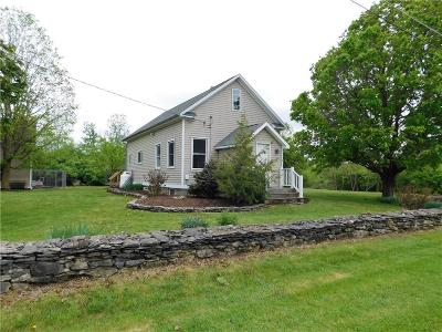 Livingston County Single Family Home C-Continue Show: 492 McIntyre Road