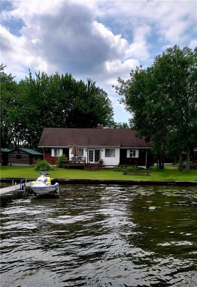 Chautauqua County Single Family Home A-Active: 3730 Lakeland Avenue
