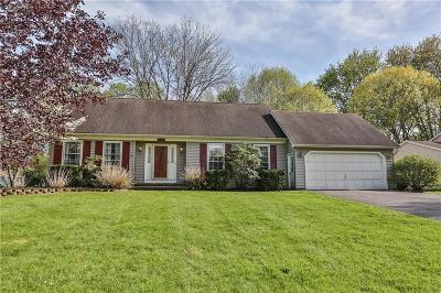 Webster Single Family Home A-Active: 745 Somerdale Drive