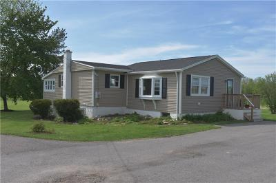 Canandaigua-Town NY Single Family Home A-Active: $142,000