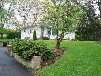 Jerusalem NY Single Family Home A-Active: $129,000