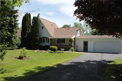 Single Family Home A-Active: 5337 McDuffietown Road
