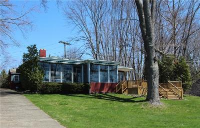 Bemus Point NY Single Family Home Sold: $450,000