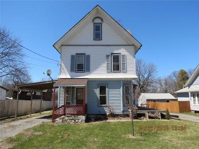Williamson Single Family Home C-Continue Show: 6091 State Route 21