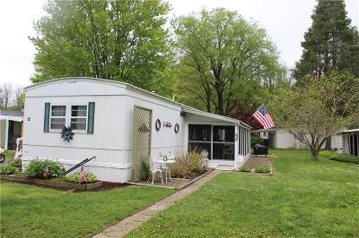 Chautauqua NY Single Family Home A-Active: $29,900
