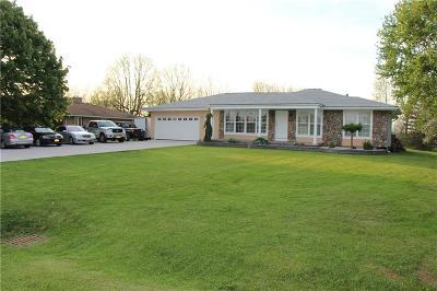 Single Family Home A-Active: 1456 Davis Road