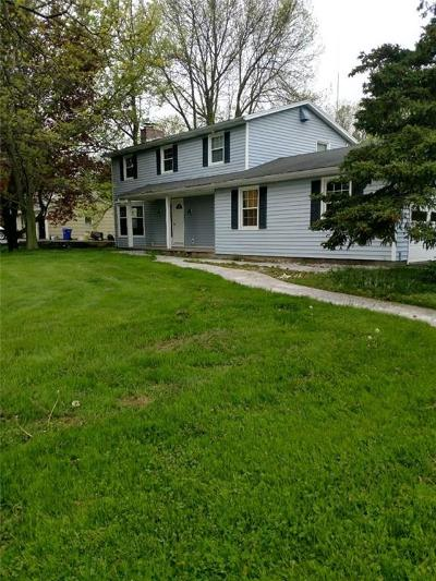Single Family Home A-Active: 353 Manitou Beach Road