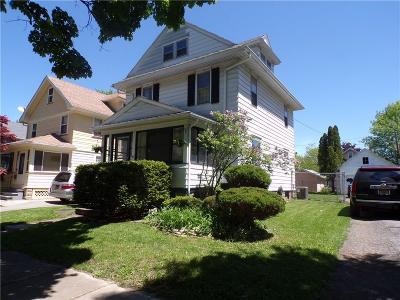 Single Family Home A-Active: 166 Gillette Street