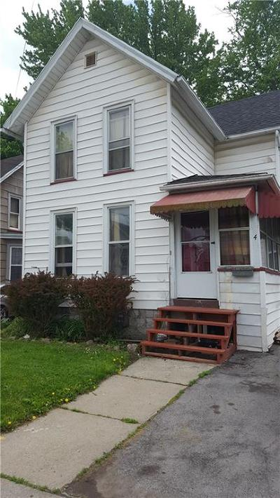 Genesee County Multi Family 2-4 A-Active: 4 Central Avenue