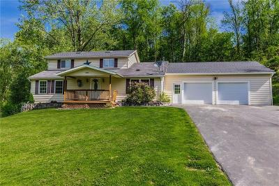 Williamson Single Family Home A-Active: 5305 Podger Road