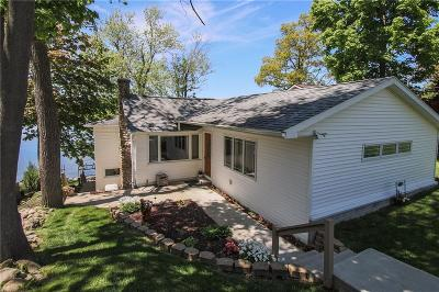 Livonia NY Single Family Home A-Active: $409,000