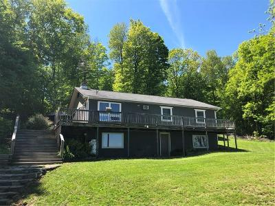 Allegany County, Genesee County, Livingston County, Ontario County, Steuben County, Wyoming County, Yates County Single Family Home A-Active: 3454 Himrod Road Road