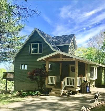 Allegany County, Genesee County, Livingston County, Ontario County, Steuben County, Wyoming County, Yates County Single Family Home A-Active: 5864 Eagles Nest Drive