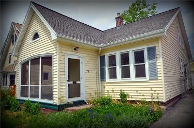 Rochester Single Family Home A-Active: 78 Raleigh Street