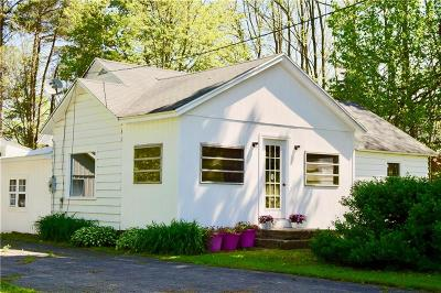 Single Family Home A-Active: 5380 Maple Springs Ellery Road