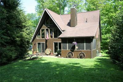 Single Family Home A-Active: 2530 Shadyside Road