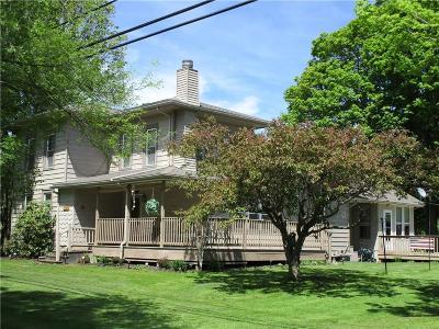Willing NY Single Family Home A-Active: $179,000