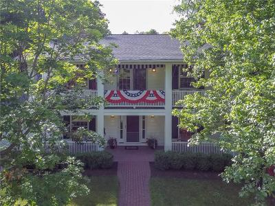 Chautauqua Institution Single Family Home A-Active: 22 Gebbie Drive