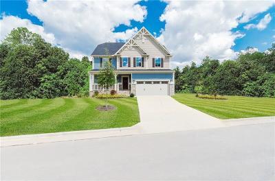 Victor NY Single Family Home A-Active: $356,990